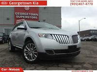 2011 Lincoln MKX NAVIGATION | PANO ROOF | LEATHER | AWD | BACK U