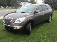 2012 Buick Enclave CX 7 PASSENGER WITH TRAILER TOWING PACKAGE!!