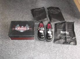 DEMONIA EMILY 306 ALTERNATIVE SHOES - NEW AND BOXED - SIZE 5