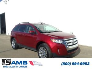 2014 Ford Edge Limited AWD with Power Liftgate, Navigation and R