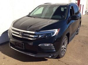 2016 Honda Pilot Touring- Is the highest trim level in the Serie