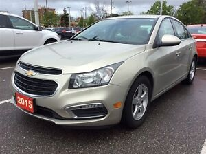 2015 Chevrolet Cruze 2LT | Sunroof | Leather| COMING SOON