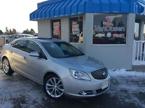 2012 Buick Verano Leather Package