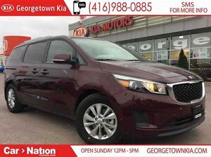 2017 Kia Sedona LX+ | $188 BI-WEEKLY | BACKUP CAMERA |