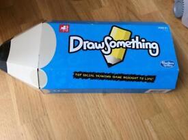 Draw something game unused new