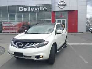 2014 Nissan Murano PLATINUM 1 OWNER LOCAL TRADE