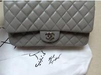 Jumbo Chanel Lambskin bag