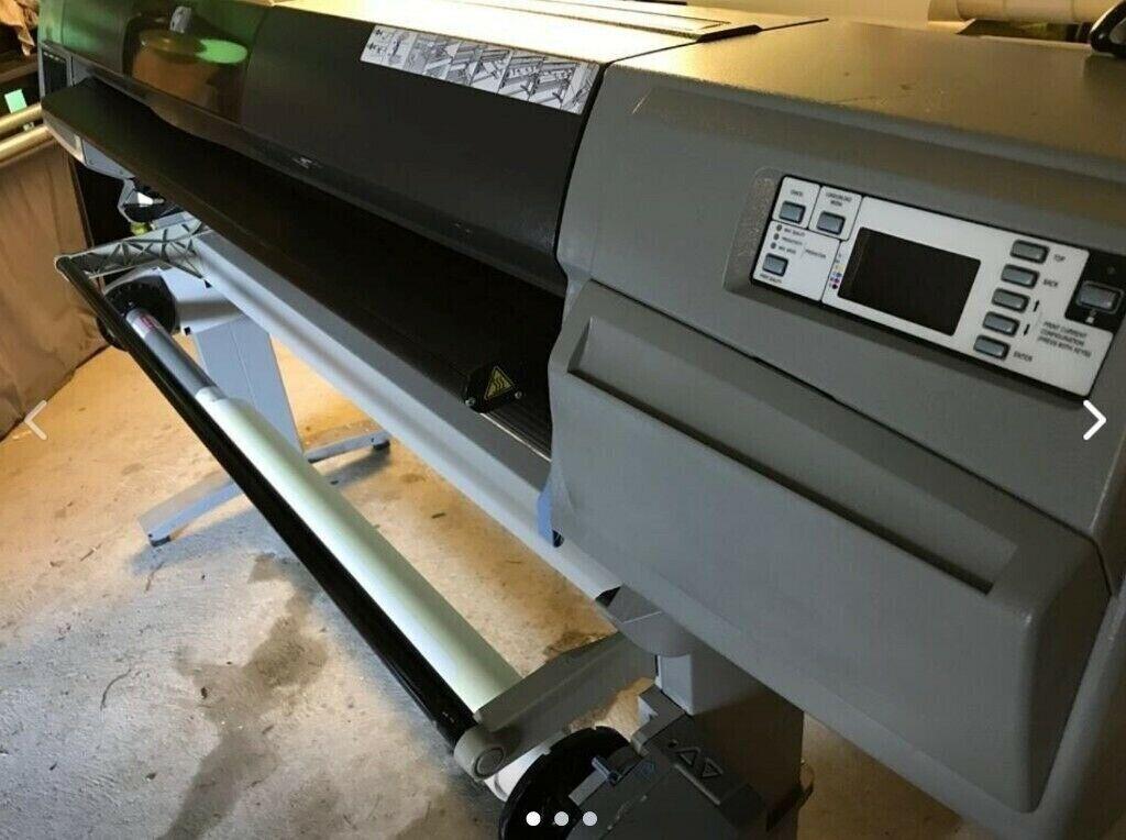 Large format printers HP 5500 Designjets | in Banff, Aberdeenshire | Gumtree