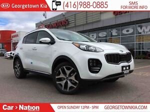 2017 Kia Sportage SX TURBO AWD | $230 BI-WEEKLY | BACKUP CAMERA
