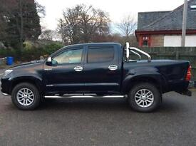 Toyota Hilux Invincible. 3.0 D-4D pickup. NO VAT