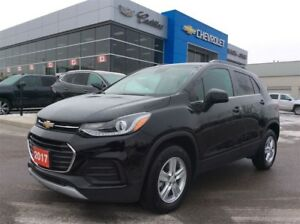 2017 Chevrolet Trax LT | Sunroof  | AWD | Bluetooth | Rear Cam