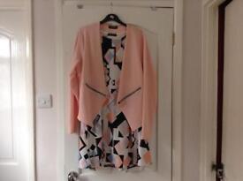 Women's dress and jacket