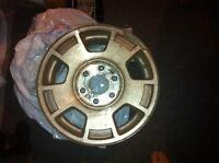 17x7.5 chevy 6 bolt rims