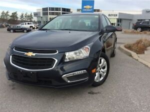 2015 Chevrolet Cruze 1LT | NAV | ONSTAR W/ WIFI | REAR CAMERA