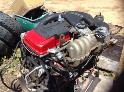 Xr6t motor 145,xxx kms may 05 build and 03 ba xr8 wrecking all