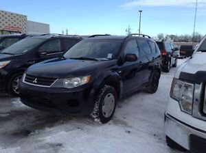 2008 Mitsubishi Outlander ES/FWD  *FINANCING AVALAIBLE WITH $0 D
