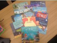 Selection of Julia Donaldson children's books