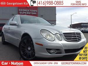 2009 Mercedes-Benz E-Class E300 | NAVI | SUNROOF | ALL WHEEL DRI