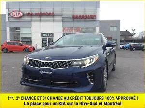 2016 Kia Optima SXL Turbo w/Cabernet
