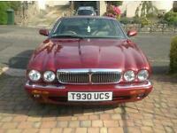 jaguar xj8 3.2 auto sport 1999 in red .69,000 miles