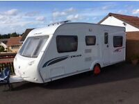STERLING CRUACH CULMOR 6 BERTH,MOVER,AWNING,LOADS OF EXTRAS,
