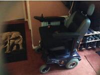 Mambo electric wheel chair
