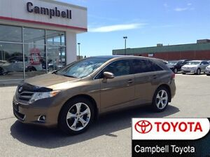2013 Toyota Venza V6 AWD PANORAMIC ROOF PWR LIFT GATE LOW KM'S