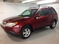 2011 Subaru Forester 2.5X COMMODITÉ AWD, BLUETOOTH (MAINS LIBRE)