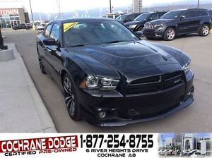 2012 Dodge Charger SRT8 -  FAST AND FULLY EQUIPPED!