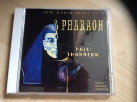 Pharaoh by Phil Thornton Bellydance cd