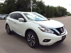 2016 Nissan Murano Platinum..Navigation..Leather
