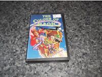 THE COLOUR OF MAGIC COMMODORE CBM 64 GAME