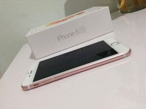 iPhone 6s rose gold excellent condition Dernancourt Tea Tree Gully Area Preview