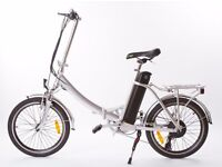 Folding Electric bike for sale - with auto-function