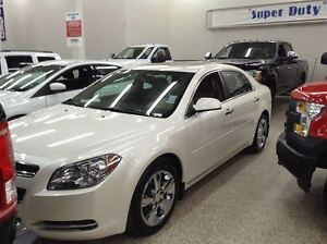 2012 Chevrolet Malibu LT Platinum Edition ***ONLY 49909km*** FIN