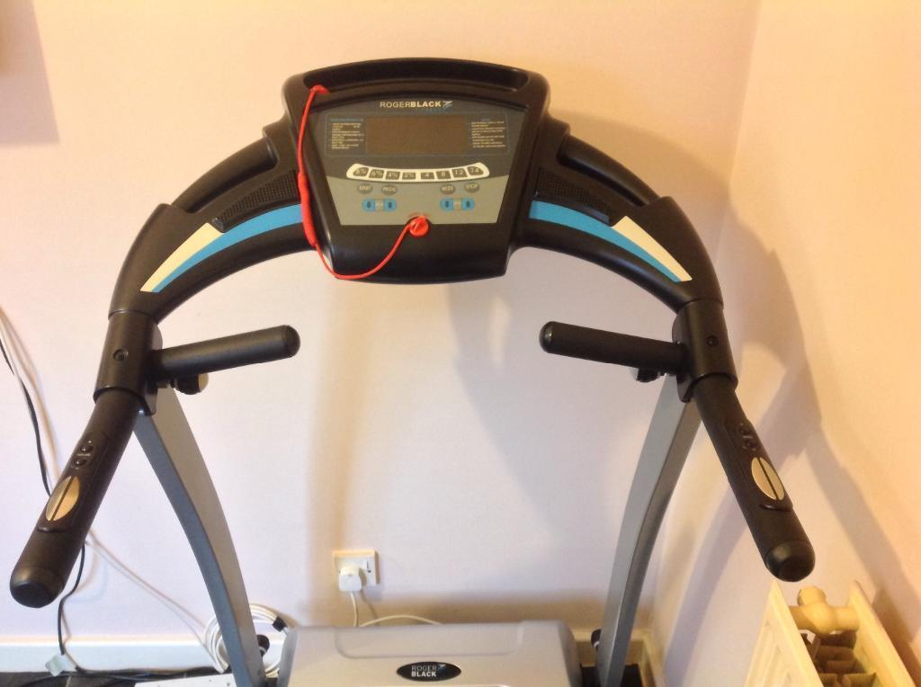 confidence power plus motorized electric treadmill manual
