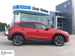 2016 Mazda CX-5 GT, Demo, Heated Leather, Sunroof, Low kms!!