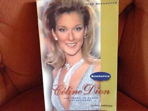 Céline Dion biographie