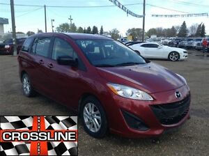2014 Mazda MAZDA5 GS | Power Options | Low Km's |
