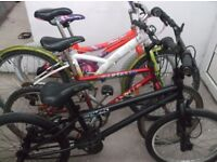 BIKES FOR TEENAGERS
