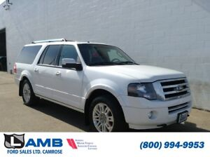 2014 Ford Expedition Max Limited Navigaiton Power Running Borads