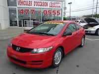 2011 Honda Civic DX-G texto 514-794-3304