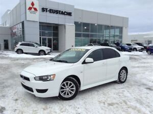 2014 Mitsubishi Lancer SE **MAGS**SIEGE CHAUFFANT**AIR CLIMATISE
