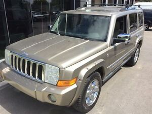 2006 Jeep Commander limited 4x4 7 passagers