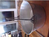 VINTAGE ITEMS /SWAN PRESERVING PAN/SAUCEPAN SET