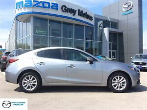 2014 Mazda MAZDA3 GS-SKY, Navigation, Auto, Heated Seats, Sunroo