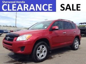 2012 Toyota RAV4 BLUETOOTH | SUNROOF | AC | CRUISE | AUX/USB