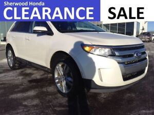 2013 Ford Edge Limited AWD | REMOTE START | DUAL SUNROOF | HEATE