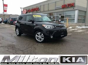 2015 Kia Soul EX+ | BACKUP CAMERA | REMOTE START | LOW KMS
