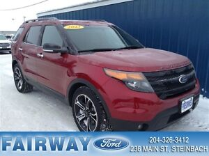 2013 Ford Explorer Sport Sport AWD Ecoboost*BIG Price Drop!